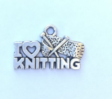 I love knitting-charms